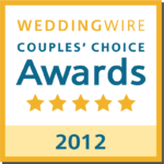 WeddingWire Couples' Choice Awards — DJ 2012