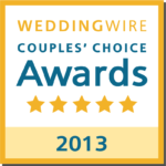 WeddingWire Couples' Choice Awards — DJ 2013