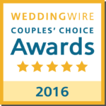 WeddingWire Couples' Choice Awards — DJ 2016
